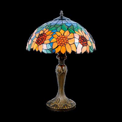 Lampara Girasol Tiffany